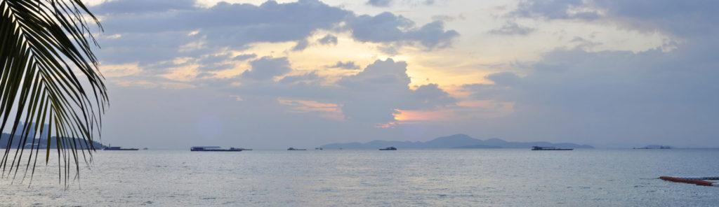 beaches of Pattaya