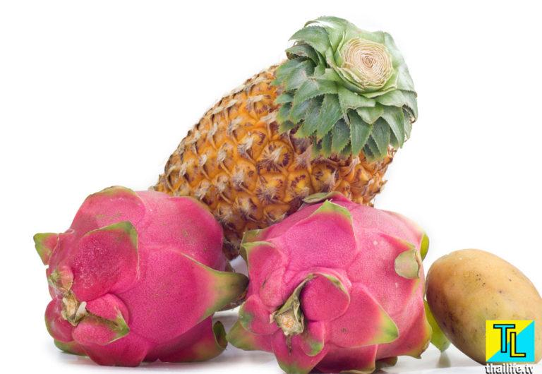 фрукты Таиланда