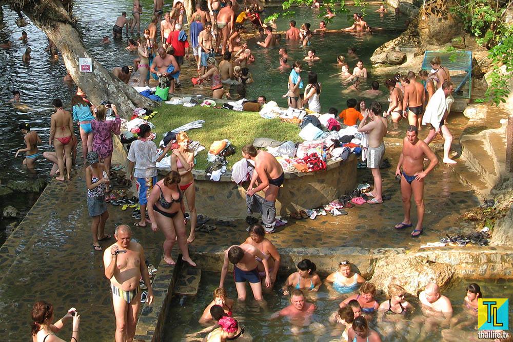 Радоновые ванны Канчанабури