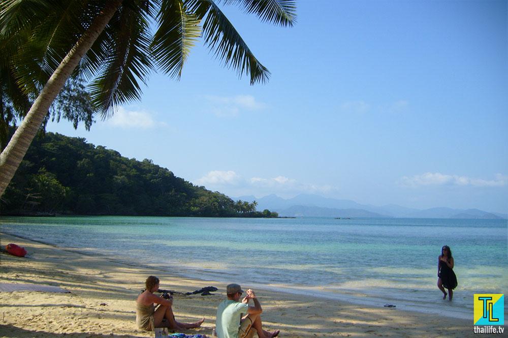 Пляж Тайланд Пальма Море