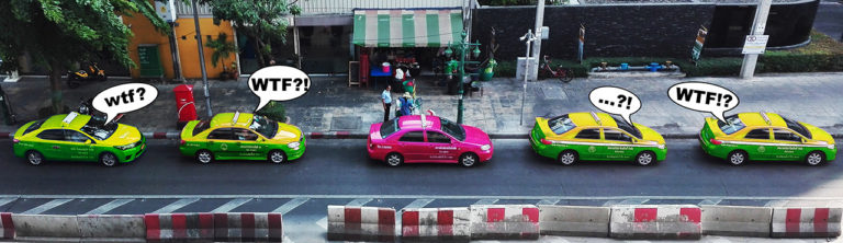 Граб такси