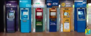 Банкоматы Таиланда Бангкок