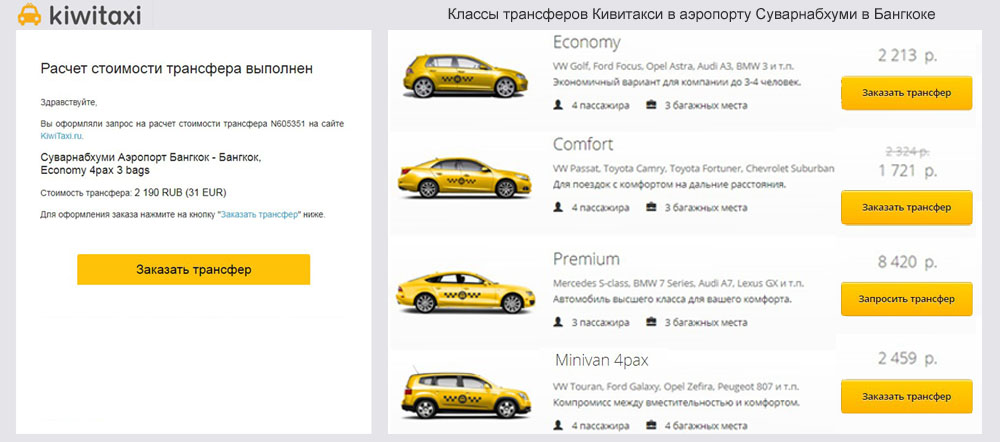 Киви такси