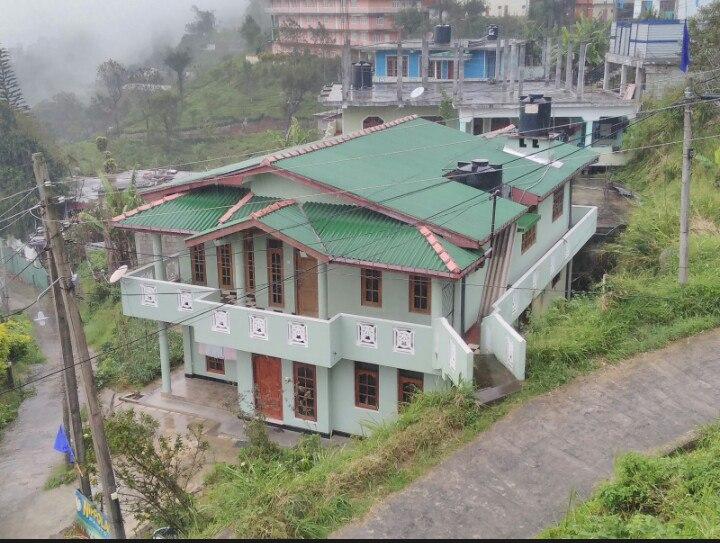 Деревня Хапутале