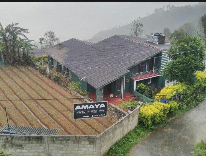 Наш отель в Хапутале