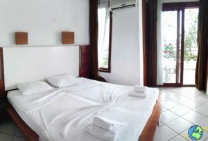 Спальня в Вила Соната Аланья