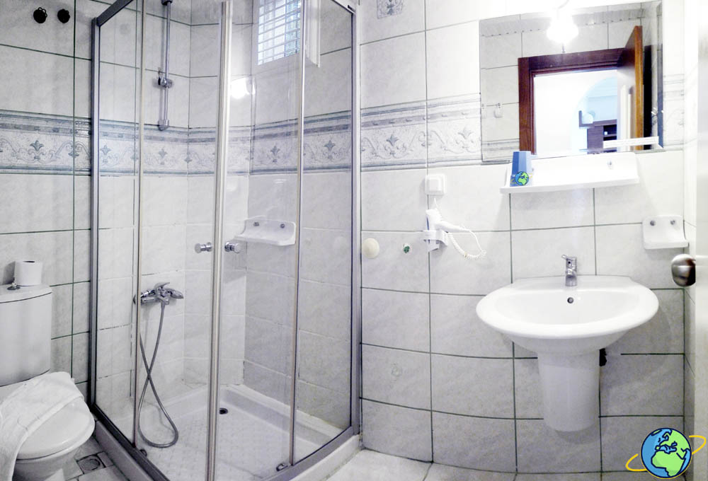 Ванная комната в Villa Sonata